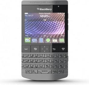 Blackberry P9981 PORSCHE DESIGN Srebrny