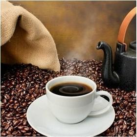 Filiżanka kawy - Obraz, reprodukcja