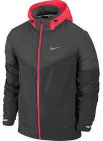 Nike VAPOR JACKET 619955-260 szaro-czerwony