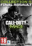 Call of Duty: Modern Warfare 3 Collection 4: Final Assault MAC Klucz MV0002114
