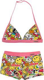 Odzież licencyjna Strój kąpielowy dziewczęcy Smiley World