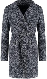 Comma, Płaszcz wełniany /Płaszcz klasyczny niebieski 8T508527543
