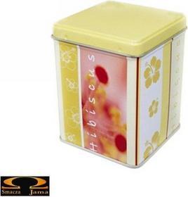 Artbox Metalowa Puszka na herbatę - Hibiskus - 25g 3202
