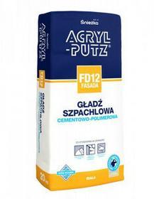 Śnieżka Acryl-Putz Gładź szpachlowa FD12 Fasada 5kg 101745