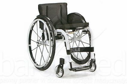 Mobilex Wózek inwalidzki aktywny Offcarr Funky
