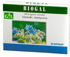 Gal Biogal 500 mg 60 szt.