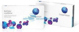 CooperVision Biofinity Multifocal 3 szt.