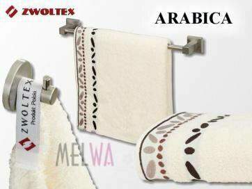 Zwoltex Ręcznik kąpielowy bawełniany ARABICA 50/90 (ra em)