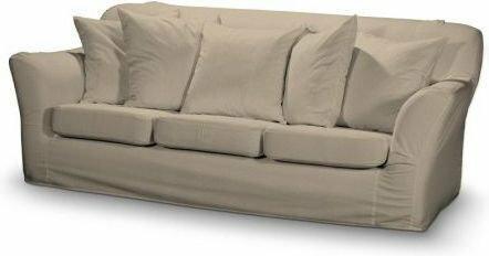 Dekoria Pokrowiec na sofę Tomelilla 3-osobową nierozkładaną Edynburgh 115-78
