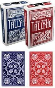 Bicycle Tally-Ho Fan Back