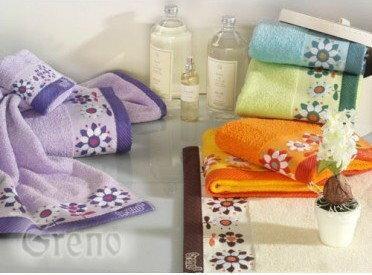 Greno 01. Ręcznik Bawełniany BORNEO NEW 70x140 cm