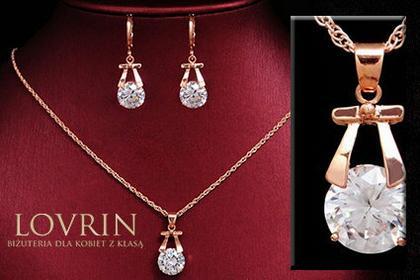 Lovrin Komplet biżuterii Z699