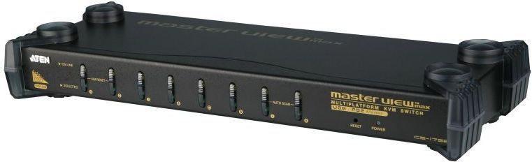 Aten CS-1758 KVM 8 / 1 USB 19