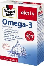 Queisser Pharma Doppelherz Aktiv Omega-3 30 szt.