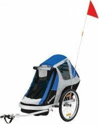 Giant Przyczepka rowerowa PeaPod Solo niebieska