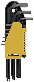Proxxon Klucze imbusowe - 23946