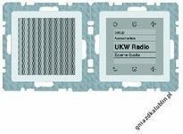 Berker B.KWADRAT RADIO TOUCH 28808989