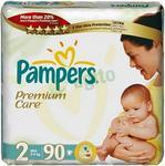 Pampers Premium Care 2 Mini 80 szt.