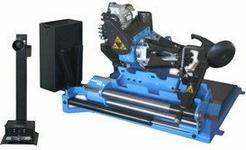 Nortec Pro MC605 - montażownica elektrohydrauliczna do kół samochodów ciężarowyc