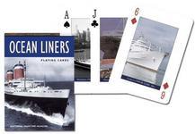 Piatnik Karty 1468 Ocean Liners
