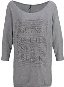 Guess OXANA sweter light szary heather W53R0L