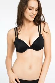 Triumph biustonosz plażowy kąpielowy czarny 10159214.0004