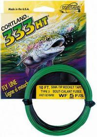 Cortland Sznur 333 HT Sink Tip WF 5FS 27,4m