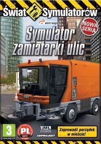 Symulator zamiatarki ulic PC