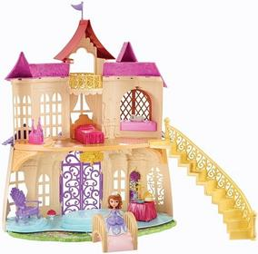 Mattel Zosia Mówiący Zamek CDT72