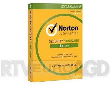 Symantec Norton Security 3.0 Standard (1 stan. / 1 rok)