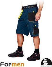 Leber & Hollman spodnie ROBOCZE KRÓTKIE LH-FMN-TS GBY roz. XL LH-FMN-TS GBY XL