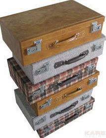 KARE design Komoda Highlands Suitcase ( 6 szuflad ) 77520