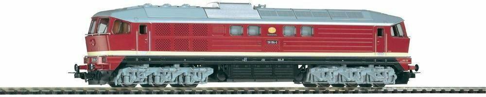 Piko H0 Lokomotywa diesel 59740 BR 130 z DR prąd stały (DC) analogowa skala