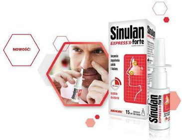 Walmark Sinulan Express Forte 15 ml