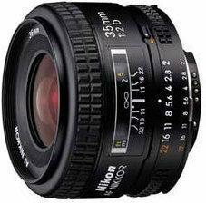 Nikon AF 35 f/2.0D