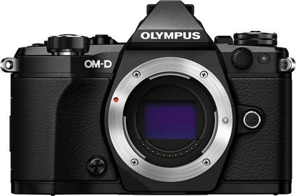 Olympus OM-D E-M5 Mark II body 3D