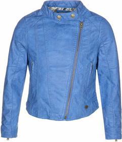 Retour Jeans ISABELLE Kurtka ze skóry ekologicznej blue RJG-51-601