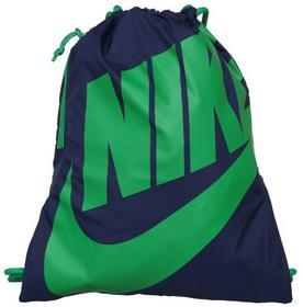 Nike Sportswear HERITAGE Plecak loyal blue/luck zielony BA5128 l