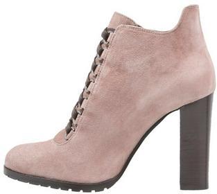 Alberto Zago Ankle boot glass A43923-100
