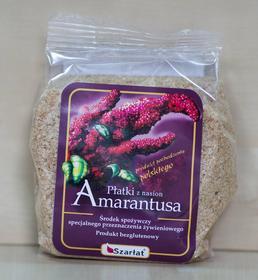 SZARŁAT Płatki z nasion amarantusa 250g