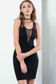 Kiss My Dress Sukienka WS17.SUD075 czarny