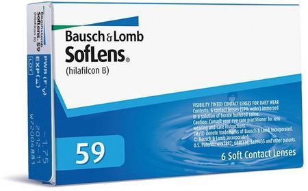 Bausch&Lomb SofLens 59 na sztuki