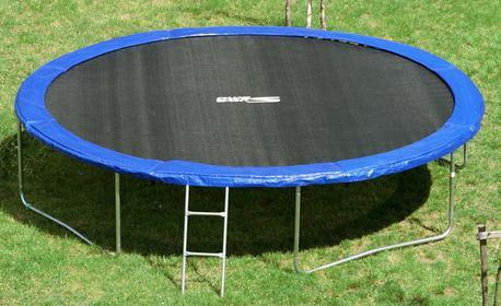 Big foot Trampolina ogrodowa 365 cm