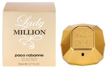 Paco Rabanne Lady Million 80ml woda perfumowana