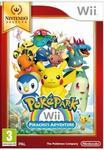 Poké Park Pikachus Adventure Selects Wii