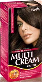 Joanna Multi Cream Color 40 Cynamonowy Brąz