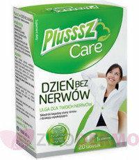 Polski Lek Plusssz Care Dzień Bez Nerwów 20 szt.