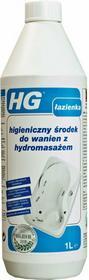 HG Higieniczny środek do czyszczenia wanien z hydromasażem 1l 448100129