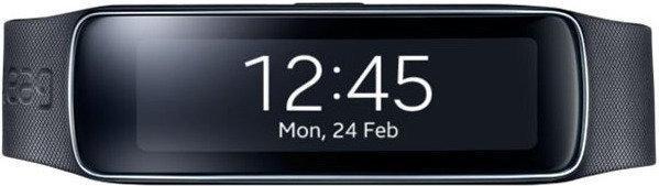 Samsung Galaxy Gear Fit R350 Czarny