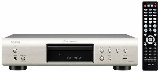 Denon DCD-720AE Premium Silver